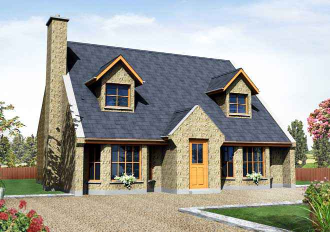 Self Build Timber frame Homes