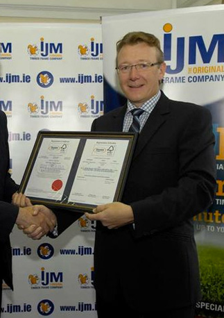 IJM Timber Frame - Awards